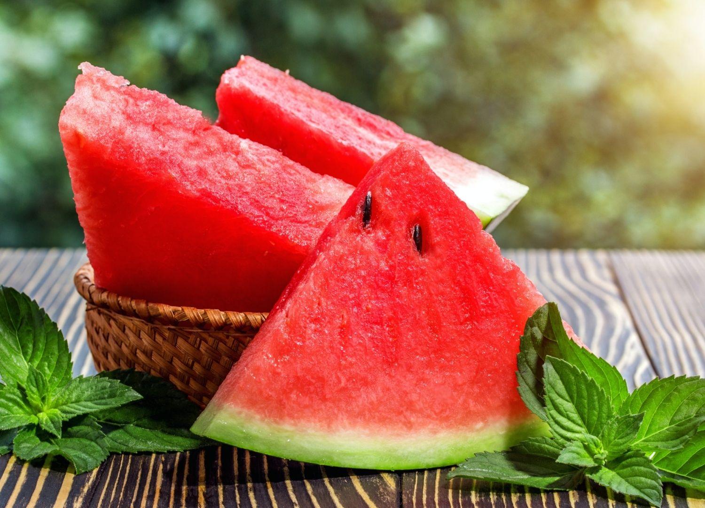 Isabel Ernst - Mindful Eating - Arbeite mit mir - Seelenfutter Isabel Rezept Wassermelonen Salat